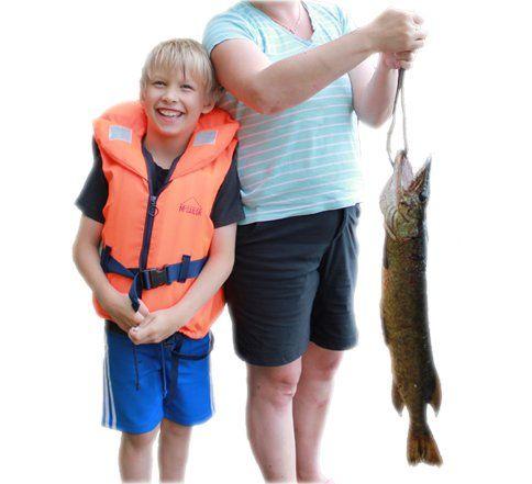 Kuva kalastusluvista